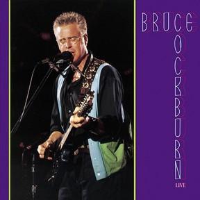 Bruce Cockburn Live - 1990