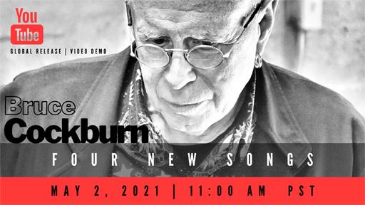 2021 Four New Songs Bruce Cockburn