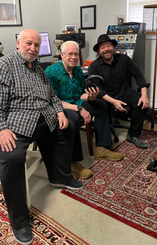 Bernie Finkelstein - Bruce Cockburn - Colin Linden - 17april2019 - Nashville
