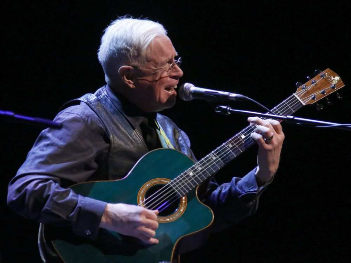 Bruce Cockburn takes part in the Juno Songwriters Circle-2-photo - Patrick Doyle The Ottawa Citizen