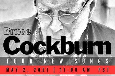 Bruce Cockburn Four New Songs SFL