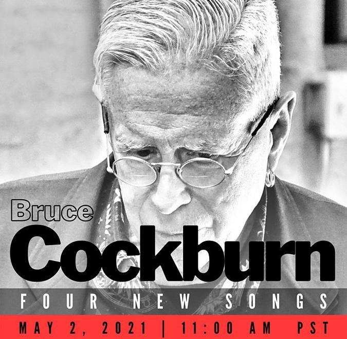 Bruce Cockburn - Four New Songs - San Francisco Lighthouse Church