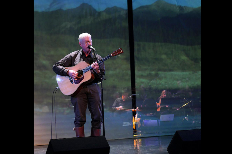 Bruce Cockburn - Song For All Beings 2017 - photo Irene Young