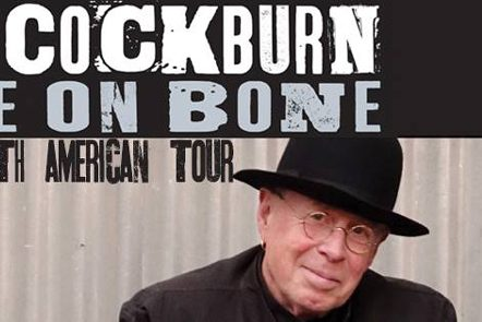 Bruce Cockburn - Bone On Bone - tour dates