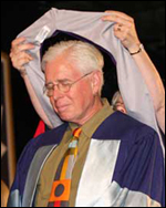 Bruce Cockburn Receives Doctor of Music  - Carleton University - 2014