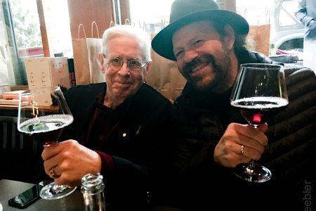 Bruce Cockburn & Colin Linden - San Francisco - 22mar19 - photo - Keebler