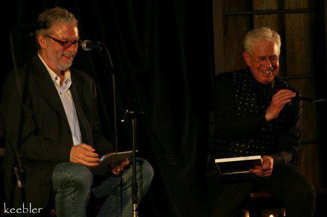 Bruce Cockburn - Fremont Abbey - Denise Levertov Award - April 2015 - Photo Daniel Keebler