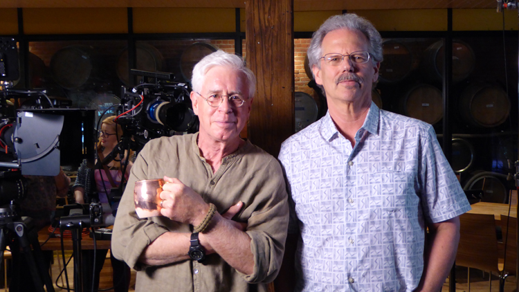 Bruce Cockburn & Jay Schlossberg - WHFS - City Winery
