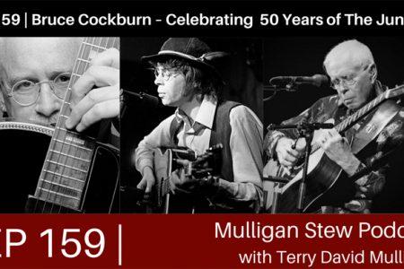 Terry David Mulligan interviews Bruce Cockburn - Junos 50th