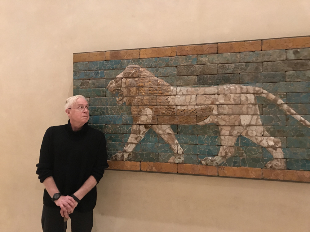 Bruce Cockburn at the Louvre - 27October2017
