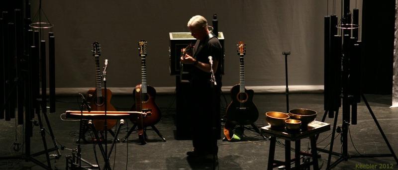 Bruce Cockburn - The Cascade Theatre Redding, California - Photo Daniel Keebler2012