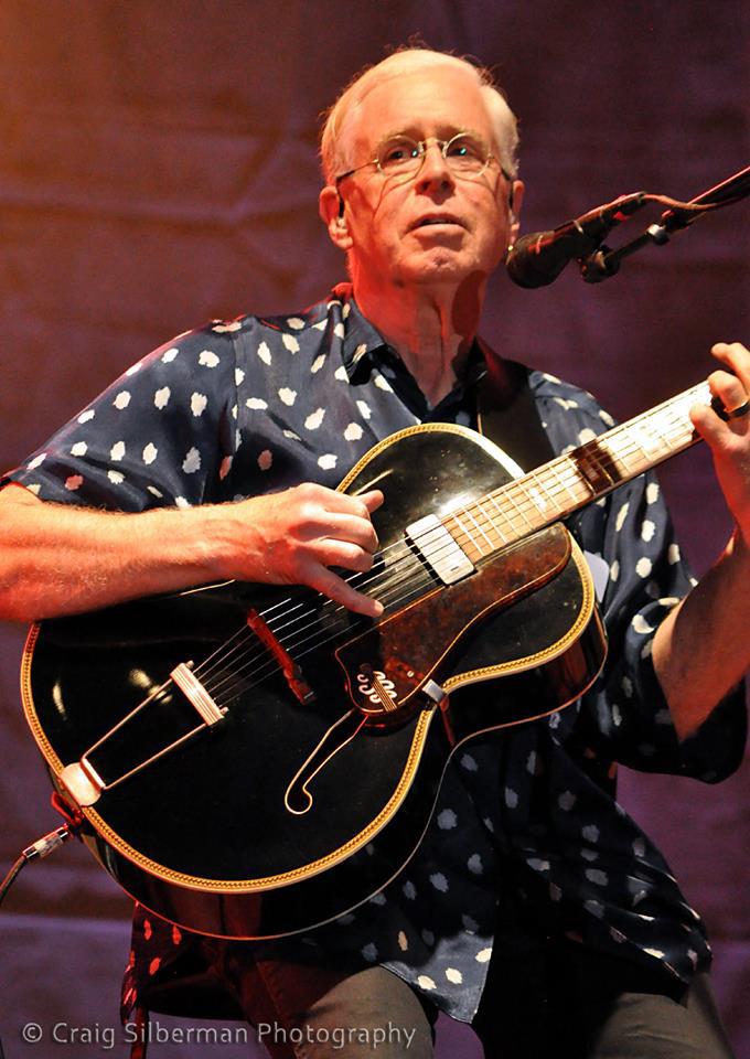 Bruce Cockburn - Strawberry Music Festival - 27 May 2018 - photo Craig Silberman