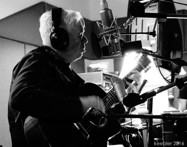 Bruce Cockburn - studio - 15 November 2016