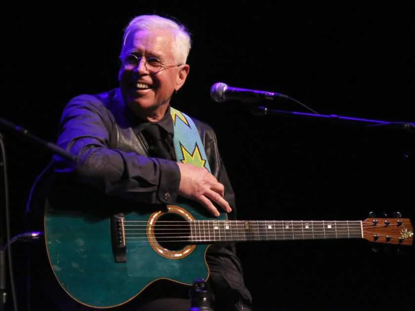 Bruce Cockburn takes part in Juno Songwriters' Circle - photo Patrick Doyle - The Ottawa Citizen