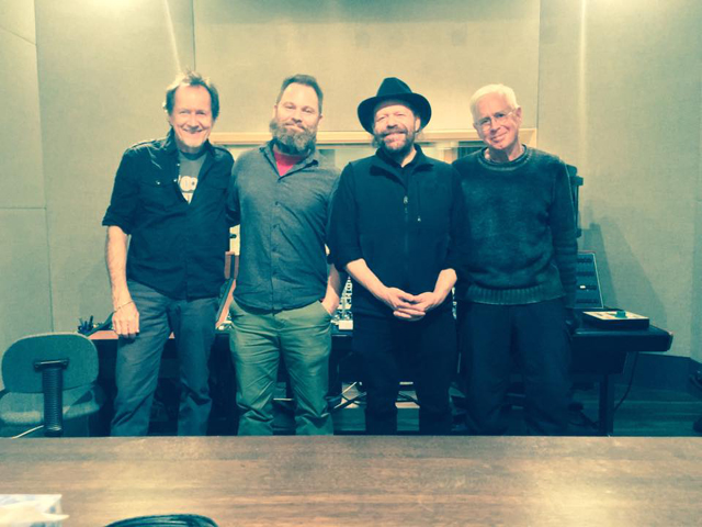 Gary Craig - Chris Stringer - Colin Linden - Bruce Cockburn - Union Sound Company - Toronto