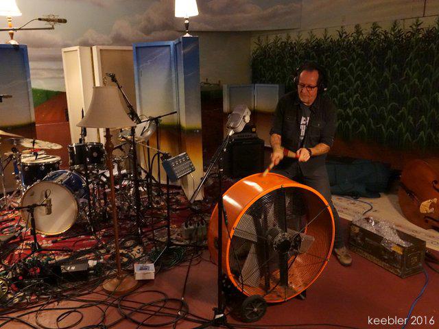 Gary Craig - studio - 18 November 2016