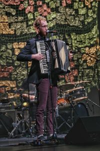 John Aaron Cockburn - Kitchener,ON 2017 photo - Dan Fischer & CanadianBeats.ca