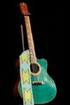 Manzer guitar