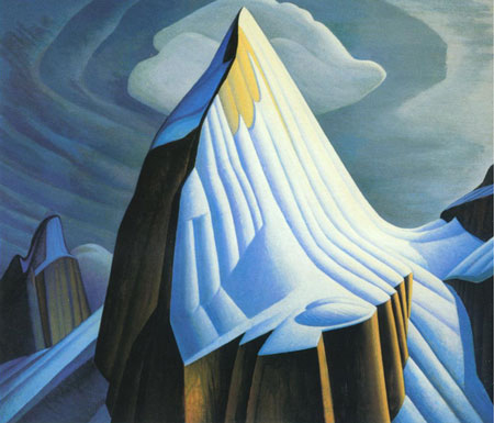 Mt LeFroy - 1930 - Lawren Harris