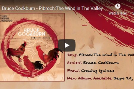 Pibroch:The Wind In The Valley - Premiere