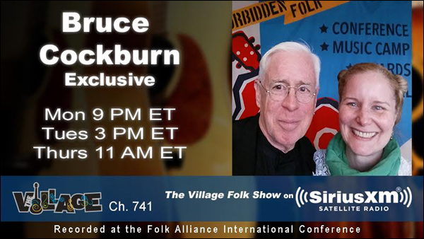 SiriusXM Exclusive - The Village Folk Show