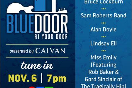 Blue Door fundraiser