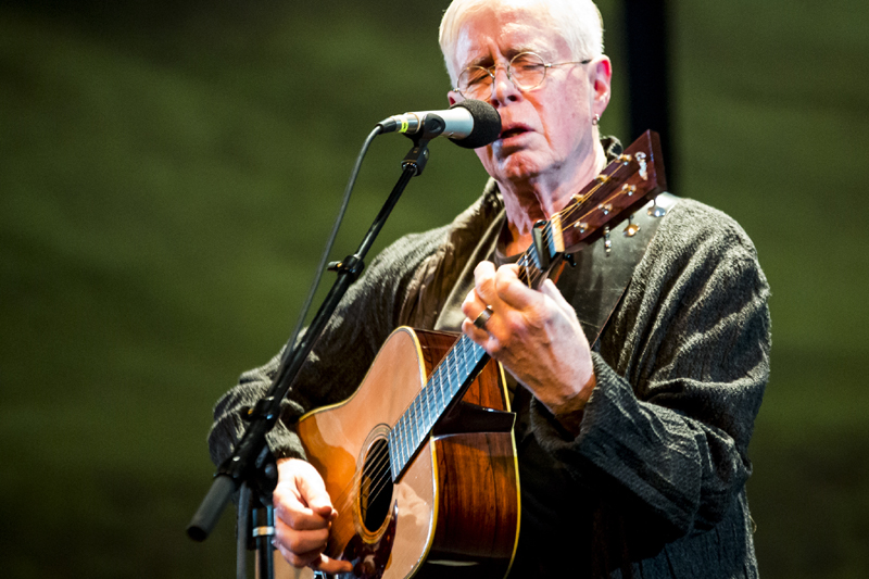 Bruce Cockburn - Song For All Beings 2017 - photo Denna Bendall
