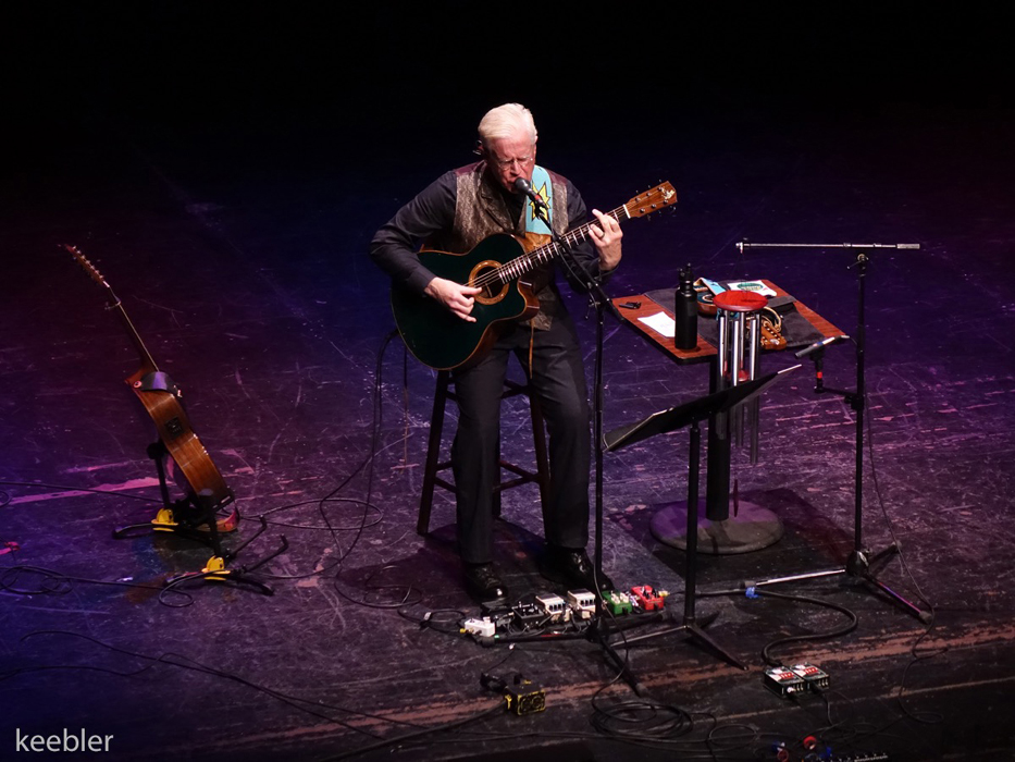 Bruce Cockburn - Anchorage - 2December2018 - photo Daniel Keebler