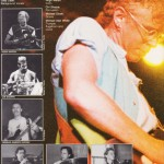 Bruce Cockburn - World Of Wonders tour program 1986 - scan Daniel Keebler
