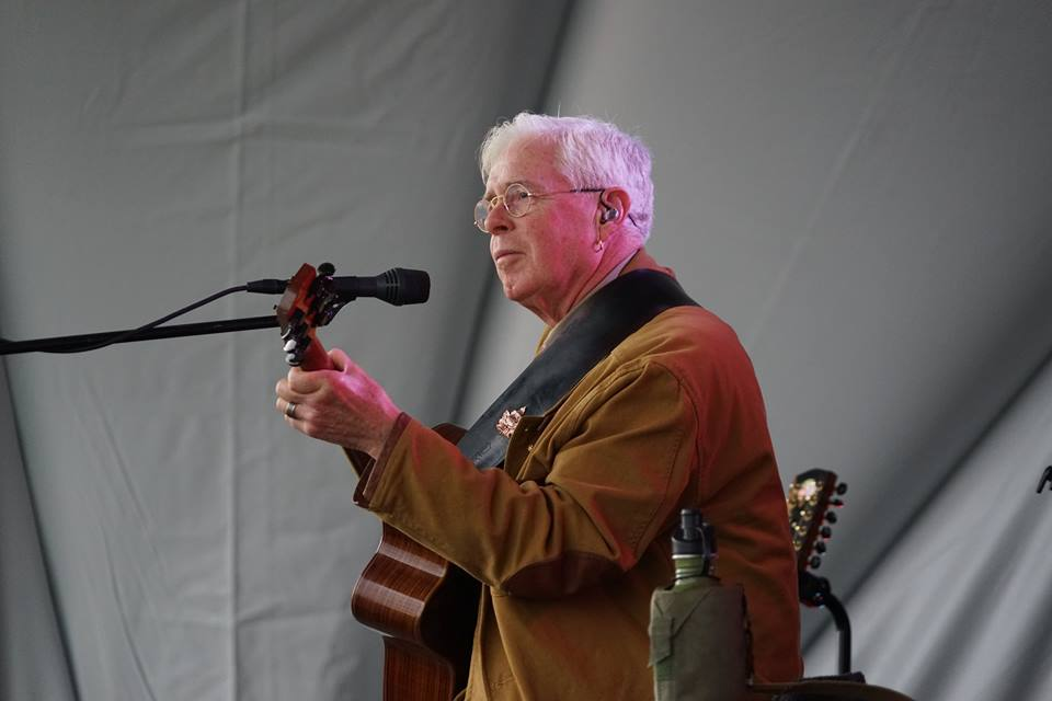 Bruce Cockburn - Yellowknife - 1 July 2017 - photo Kevin OReilly