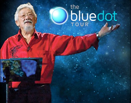 David Suzuki Blue Dot Tour - 2014
