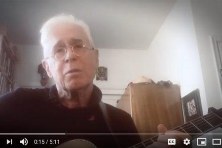 Bruce Cockburn - Passim Emergency Artist Relief Fund - 21 July 2020