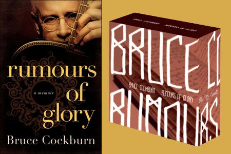 Rumours Of Glory - memoir and box set